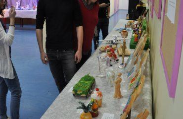 Выставка декоративно-прикладного творчества 26