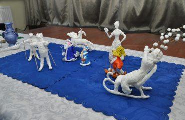 Выставка декоративно-прикладного творчества 8