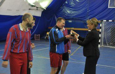 28 февраля в спортивном зале школы состоялся финальный матч на Кубок школы по мини-футболу 10