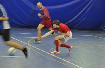 28 февраля в спортивном зале школы состоялся финальный матч на Кубок школы по мини-футболу 1