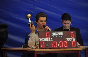 28 февраля в спортивном зале школы состоялся финальный матч на Кубок школы по мини-футболу 2