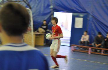 28 февраля в спортивном зале школы состоялся финальный матч на Кубок школы по мини-футболу 5