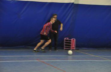 28 февраля в спортивном зале школы состоялся финальный матч на Кубок школы по мини-футболу 7