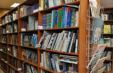 Интерьеры библиотеки 1
