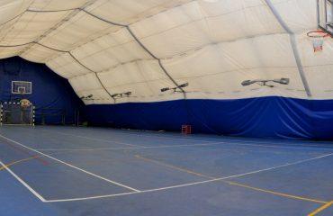 Интерьеры спортивного комплекса 1