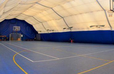 Интерьеры спортивного комплекса