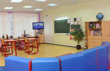 Кабинеты начальной школы 8
