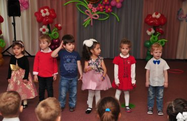 Праздник весны в детском саду