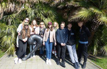 В марте для обучающихся 7-х и 8-х классов состоялась увлекательная поездка в Сочи. 2