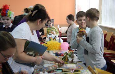 Пасхальная благотворительная ярмарка 5