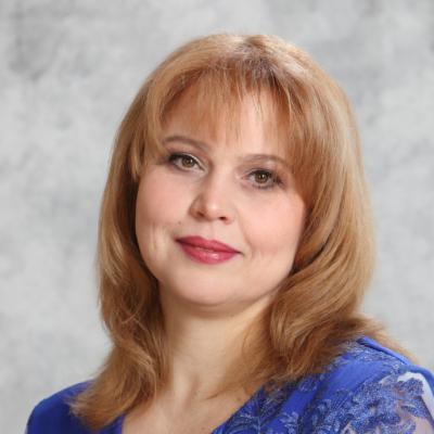 Светлана Евгеньевна Родионова