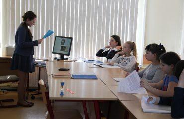 15 мая состоялся XIII ежегодный школьный конкурс учебных проектов учащихся 5-8-х классов. 1