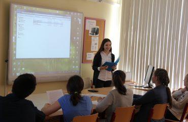 15 мая состоялся XIII ежегодный школьный конкурс учебных проектов учащихся 5-8-х классов.