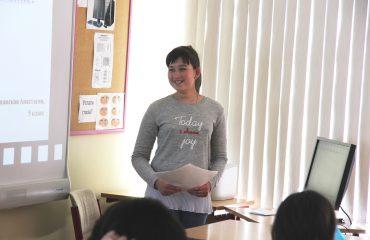 15 мая состоялся XIII ежегодный школьный конкурс учебных проектов учащихся 5-8-х классов. 9