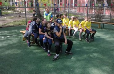 Завершилась спартакиада НОУ Южного круга среди обучающихся 1-4-х классов. 7