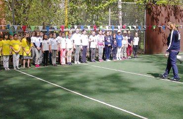 Завершилась спартакиада НОУ Южного круга среди обучающихся 1-4-х классов. 3