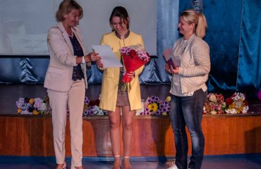 Церемония вручения аттестатов в 9 классе 11