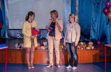 Церемония вручения аттестатов в 9 классе 12