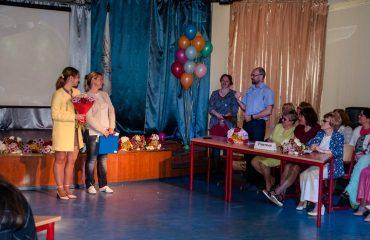 Церемония вручения аттестатов в 9 классе 16