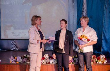Церемония вручения аттестатов в 9 классе 20