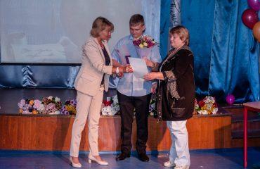 Церемония вручения аттестатов в 9 классе 21