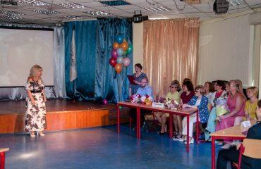 Церемония вручения аттестатов в 9 классе