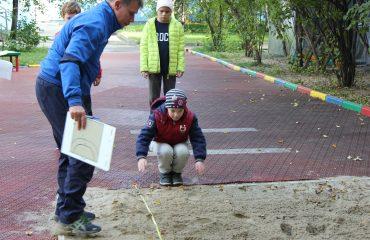26 сентября завершилась традиционная Осенняя спартакиада обучающихся начальной школы.