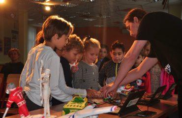 5 сентября состоялась презентация кружков и студий дополнительного образования.
