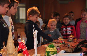 5 сентября состоялась презентация кружков и студий дополнительного образования. 6