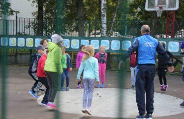 26 сентября завершилась традиционная Осенняя спартакиада обучающихся начальной школы. 3