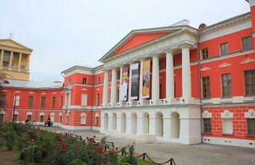 """В этом году школа  «Премьер» решила принять участие в городской олимпиаде """"Музеи. Парки. Усадьбы"""""""