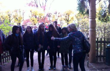 С 12 по 16 октября мы, учащиеся 8 и 9 классов, посетили замечательный город Псков.