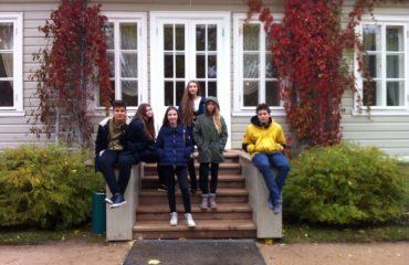 С 12 по 16 октября мы, учащиеся 8 и 9 классов, посетили замечательный город Псков. 3