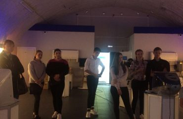 В октябре 2017 года обучающиеся 10 и 11 классов посетили Галерею Компьютерной Эволюции OLDI Computers.