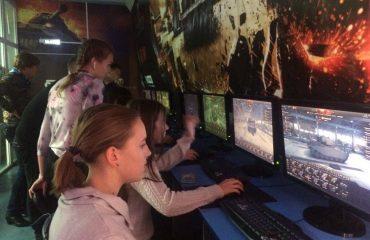 В октябре 2017 года обучающиеся 10 и 11 классов посетили Галерею Компьютерной Эволюции OLDI Computers. 5