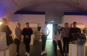 В октябре 2017 года обучающиеся 10 и 11 классов посетили Галерею Компьютерной Эволюции OLDI Computers. 7