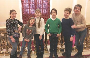 22 ноября  обучающиеся 3-4 классов школы «Премьер» побывали в одном из старейших музеев нашей страны