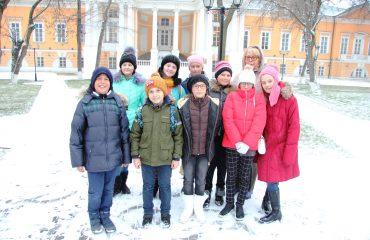 28 ноября обучающиеся 5-8 классов побывали на экскурсии в Государственном музее спорта в рамках олимпиады «Музеи. Парки. Усадьбы» 10