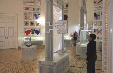 28 ноября обучающиеся 5-8 классов побывали на экскурсии в Государственном музее спорта в рамках олимпиады «Музеи. Парки. Усадьбы» 4