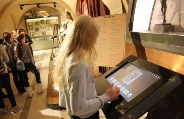 28 ноября обучающиеся 5-8 классов побывали на экскурсии в Государственном музее спорта в рамках олимпиады «Музеи. Парки. Усадьбы» 5