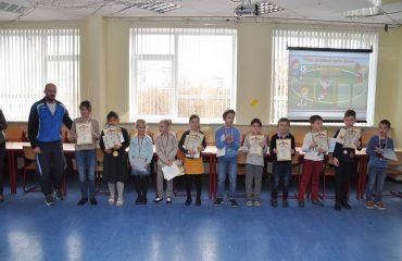 В октябре в школе «Премьер» прошла неделя русского языка и литературы 5