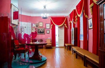 8 декабря обучающиеся 10-11-х классов посетили театрализованную экскурсию в доме - музее Н.В. Гоголя. 8