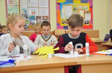 С 20 по 24 ноября в начальной школе прошла неделя математики 11