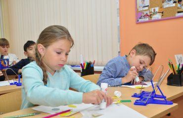 С 20 по 24 ноября в начальной школе прошла неделя математики 9