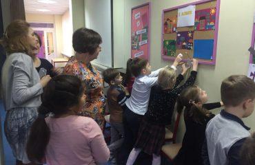 С 20 по 24 ноября в начальной школе прошла неделя математики 3