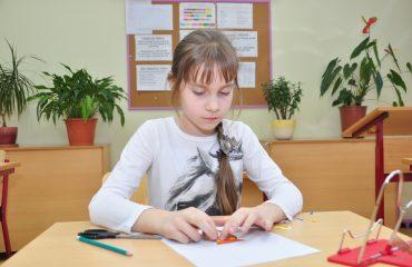 С 20 по 24 ноября в начальной школе прошла неделя математики 4