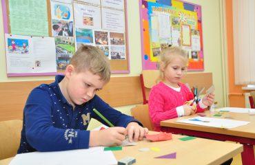 С 20 по 24 ноября в начальной школе прошла неделя математики 8