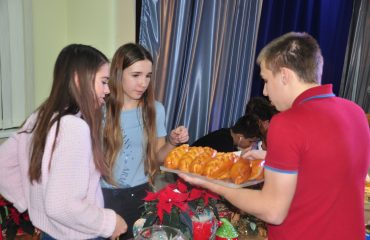 Школа «Премьер»  активно сотрудничает с благотворительным фондом «АиФ. Доброе сердце»! 11