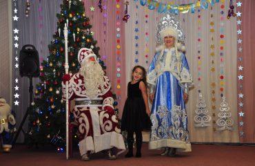 Утренник с Дедом Морозом в детском саду 28