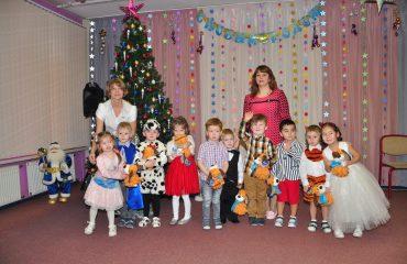 Утренник с Дедом Морозом в детском саду 2